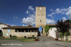 Gaudonville-tour du XIIIème