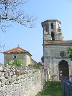 Eglise Tournecoupe-extérieur