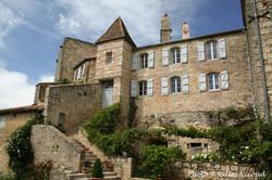 Lachapelle-façade sud château