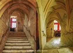 Gramont château-escalier d'honneur-2013-