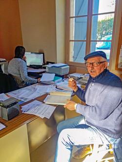 Yves Martin-maire de Saint-Créac 1989-2020