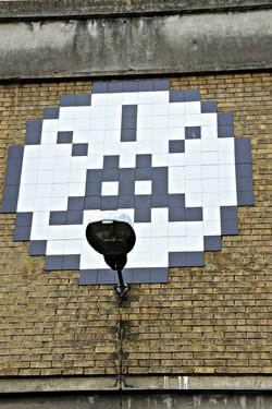 Space-Invader-London-Streetart-Invasion-