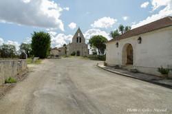 Pessoulens-église StSaturnin-1