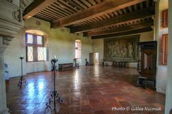 Gramont-château grande salle d'honneur-v