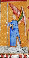 ange4-église St-Créac-pic Gilles Nicoud.