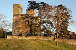 Château à Sainte-Mère