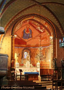 coeur-église St-Créac-pic Gilles Nicoud.
