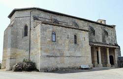 Eglise Saint-Barthélémy à Castéra-Bouzet