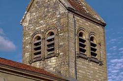 église de Magnas-le clocher2