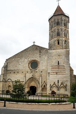 Eglise Saint-Laurent à Fleurance