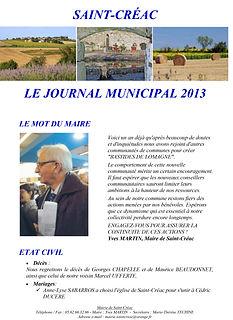 Journal_municipal_de_Saint-Créac-2013-1