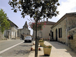 Marsac-le village
