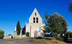 Pessoulens-église StSaturnin-2