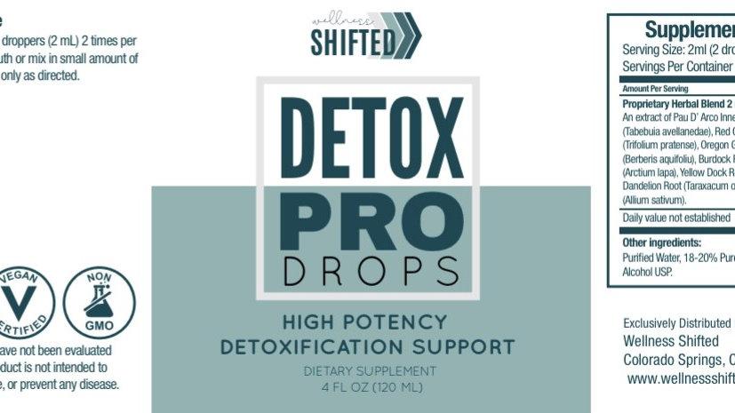 Detox Pro Drops