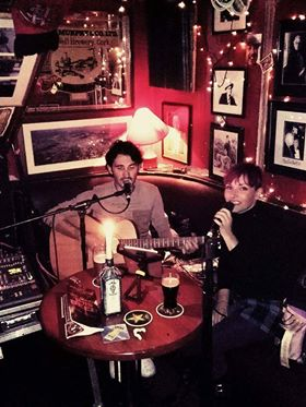 Hank&Sammy_live__Sin_é_CORK