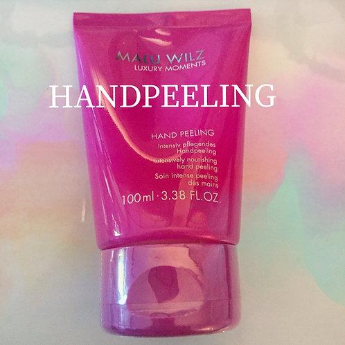 Luxury Moments Hand Peeling
