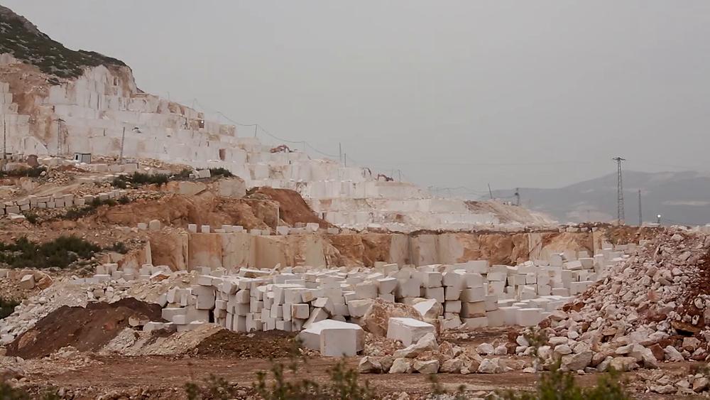Taş madenleri