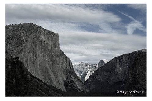 Yosemite - Photo Notecard