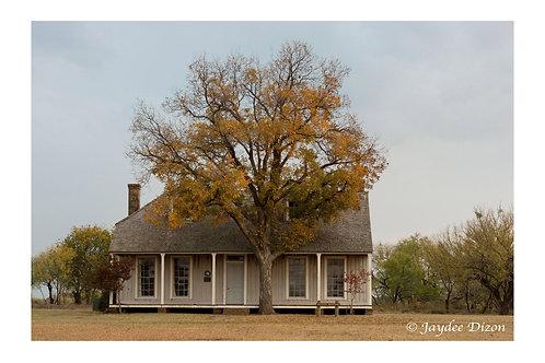 Fort Richardson, Texas - Photo Notecard