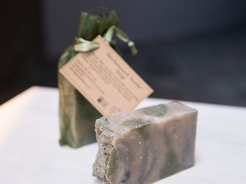 "Sandalwood ""Earth"" Soap"