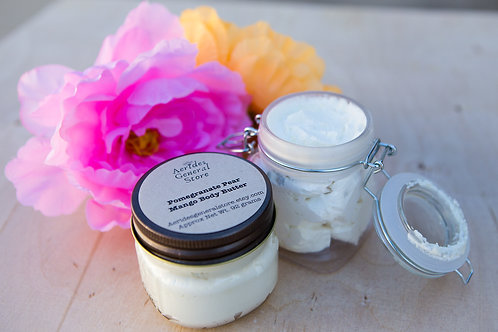 Not Shipping May-Oct. Mango Body Butter(available in 2 scents)