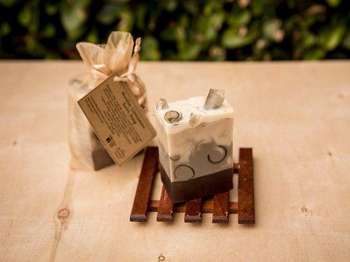 Vanilla Cinnamon Soap (New Look)