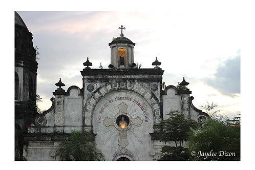 San Guillermo Parish Church, PI - Photo Notecard