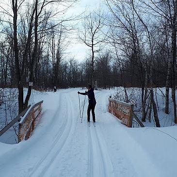 Piste de ski de fond St-Lambert-de-Lauzon