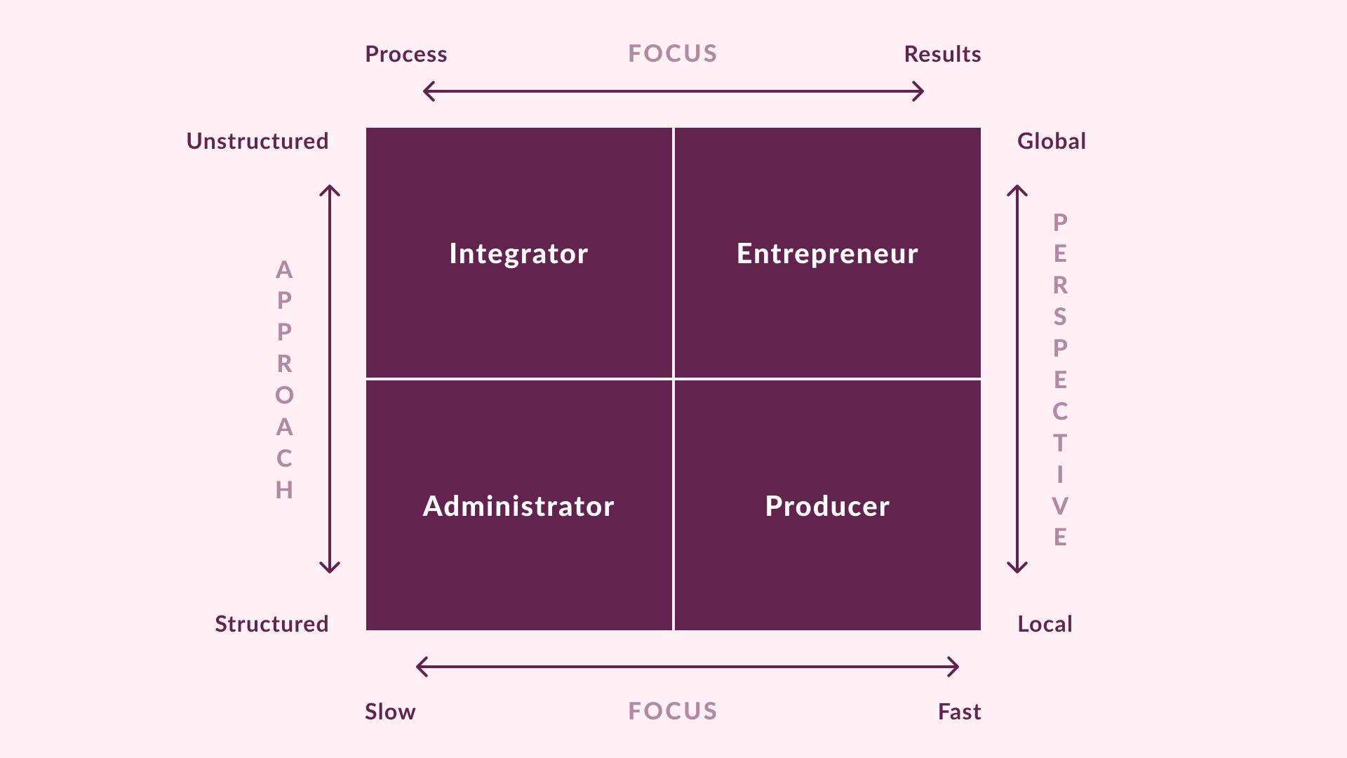 PAEI diagram