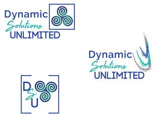Logo Variants, Celtic, ocean colors