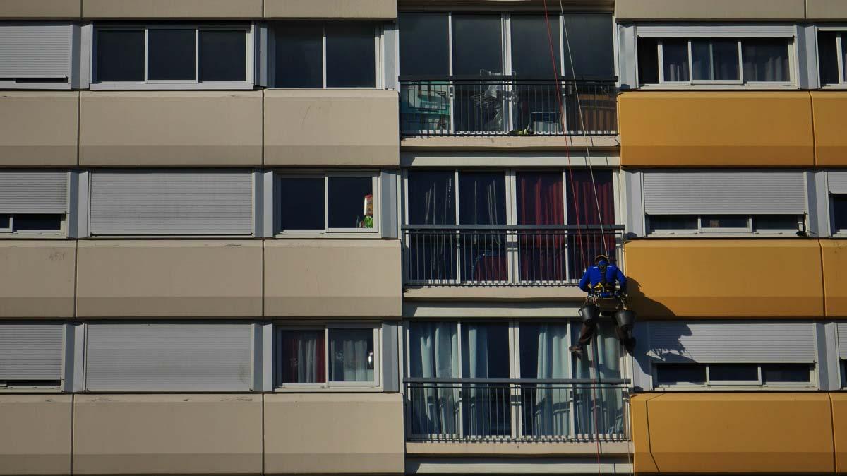 Cordiste balcon MH Alticorde 29