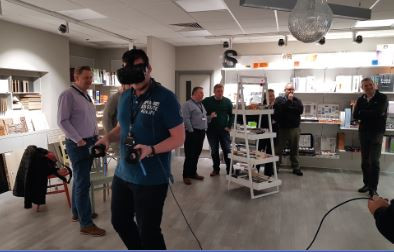 Primark virtual reality