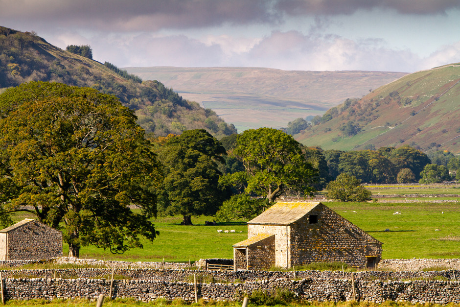 Glorious Dales afternoon