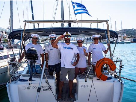 Captain *anchor and his motley crew