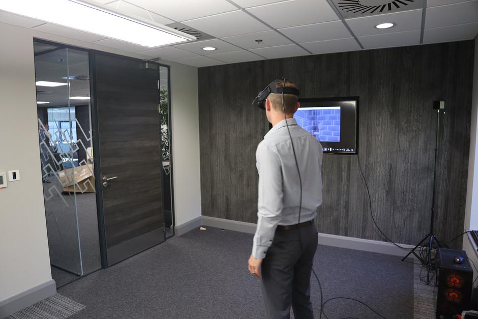VR demo time