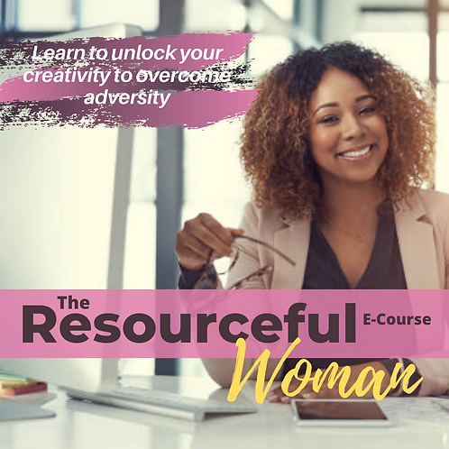 The Resourceful Woman E-Course