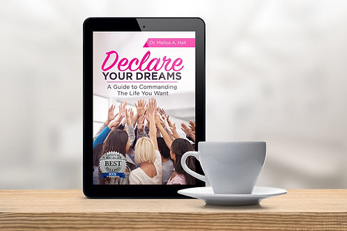 Declare Your Dreams E-Book & Audio Coaching Session