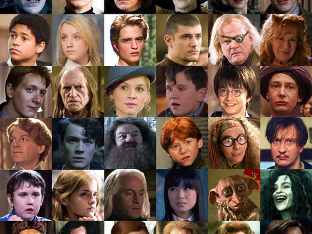 Our Favorite Harry Potter Characters