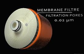 membrane d'osmose