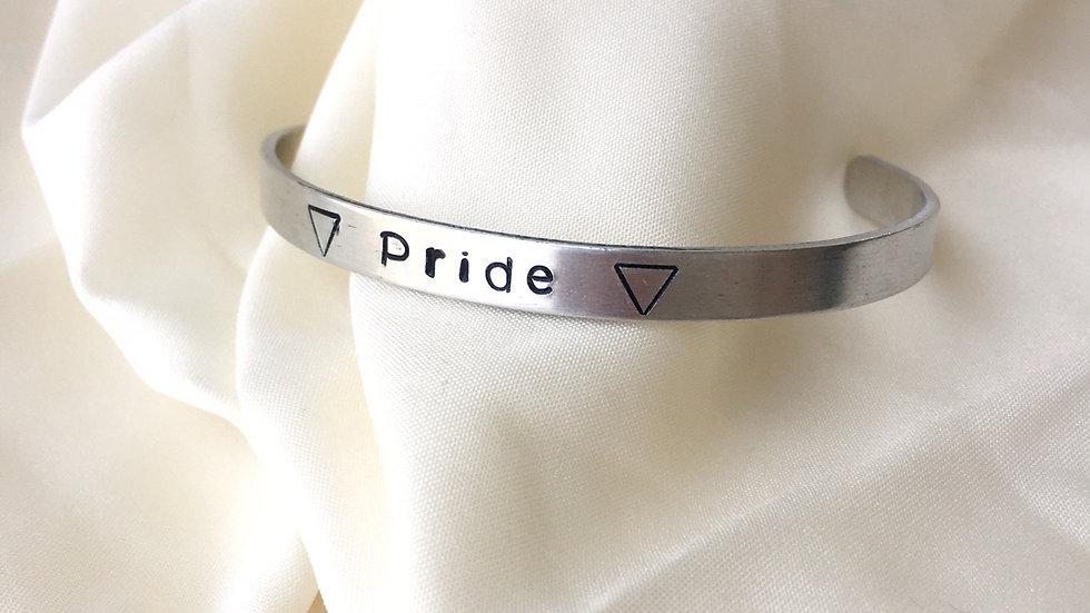 """""""▽ Pride ▽"""" Bracelet"""