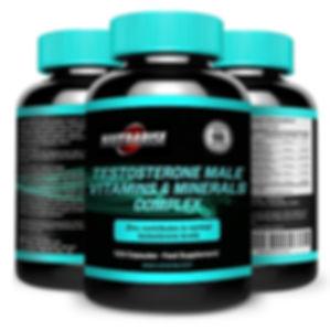 Testosterone | Complejo vitamínico