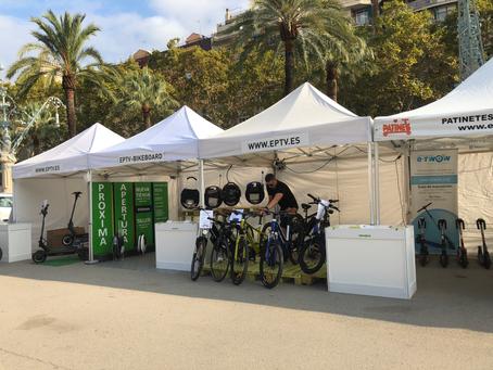 ePTV-BikeBoard & Expoelectric 2018