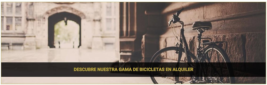 Bicicletas de alquiler en Barcelona