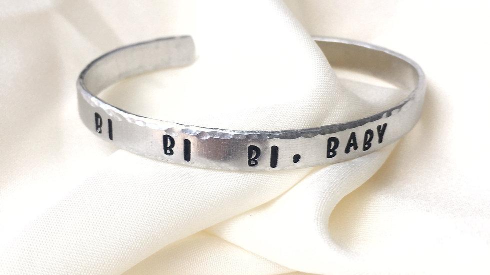 """""""Bi Bi Bi Baby"""" Bracelet"""