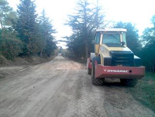 Carretera de Romanyà de la Selva a el Masnou (3ªParte)