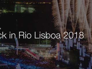 Festival Rock in Rio Lisboa 2018