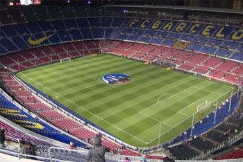 Entradas para el Camp Nou