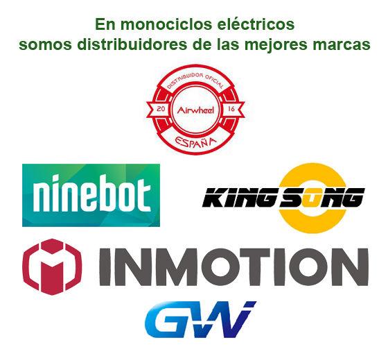 distribuidor de monocicos eléctricos