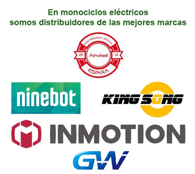 monociclos eléctricos eWheel