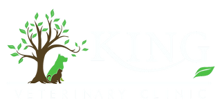 King Veterinary Clinic Logo